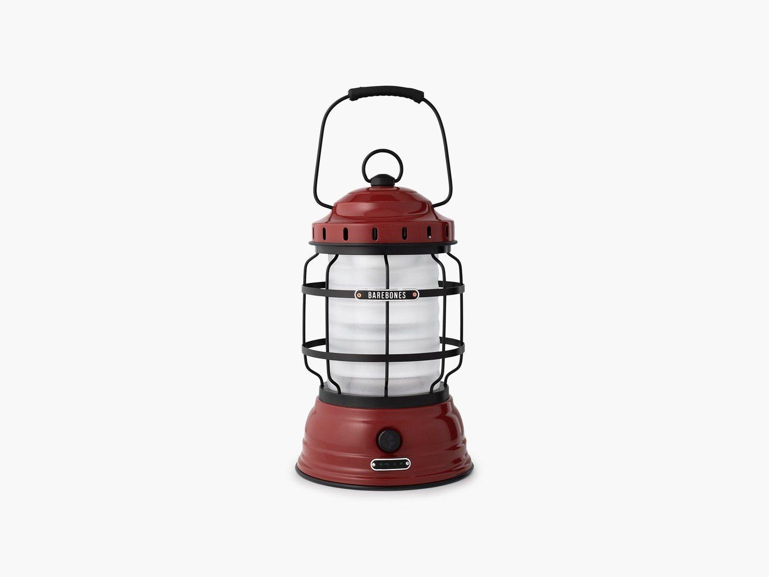 Forest Lantern Red