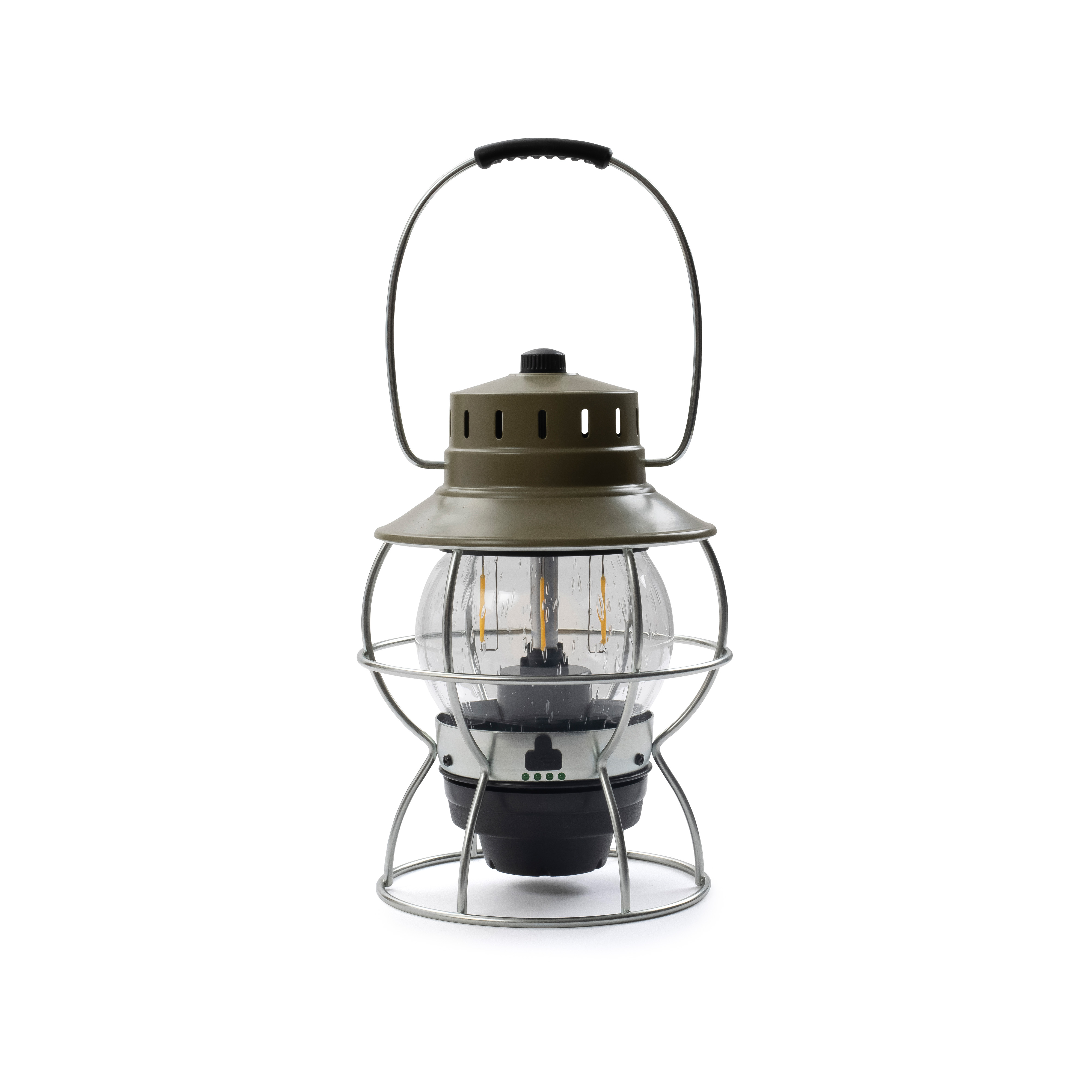 Railroad Lantern Olive Drab